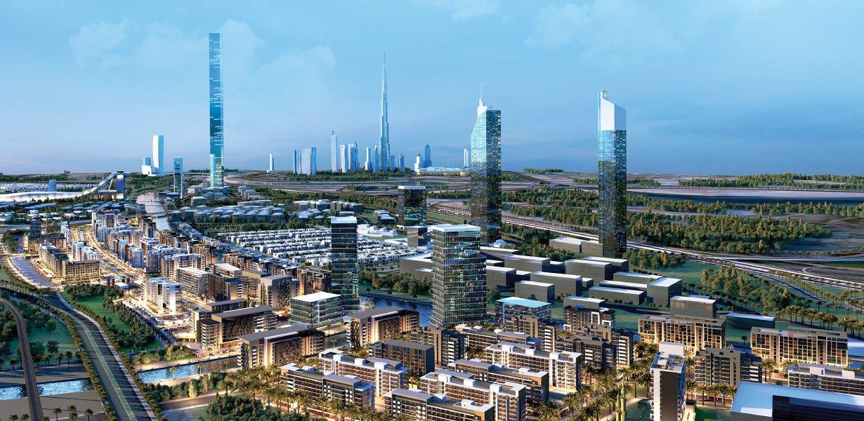 AZIZI Meydan Projects