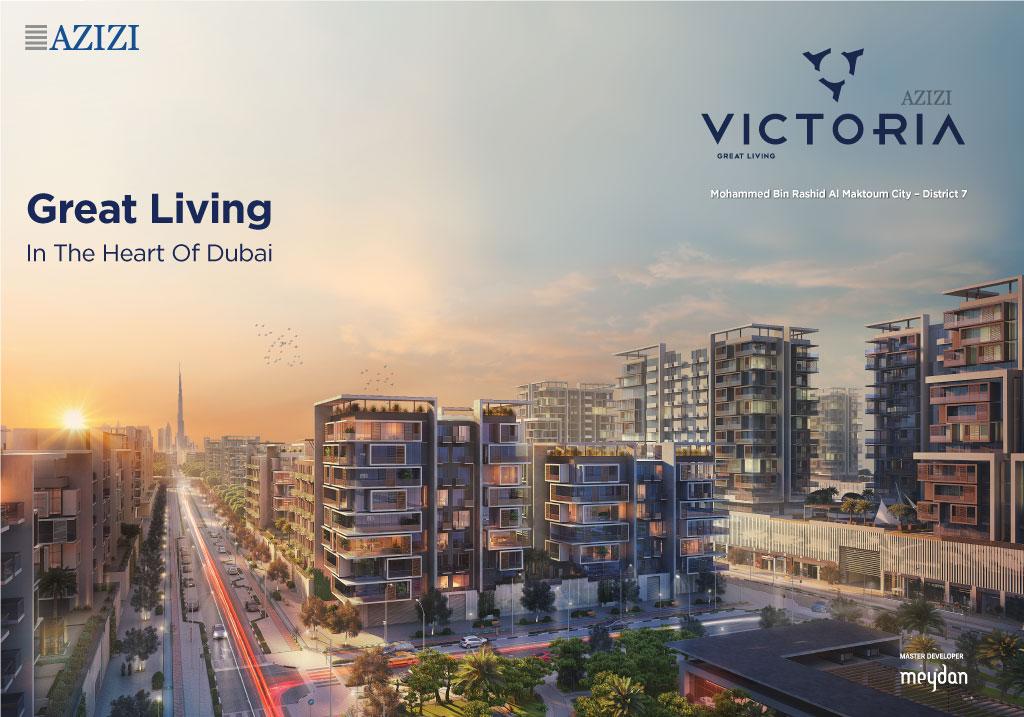 Azizi Victoria Sales Event - Dubai
