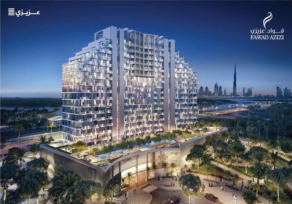 Fawad Azizi Residence – Dubai