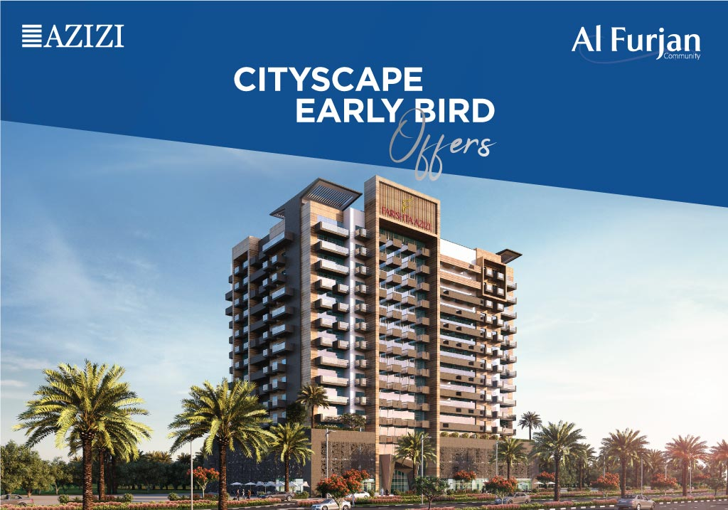 Cityscape Early Bird Offers Sales Event – Dubai