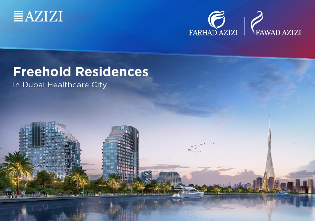 Farhad Azizi & Fawad Azizi Sales Event - Dubai