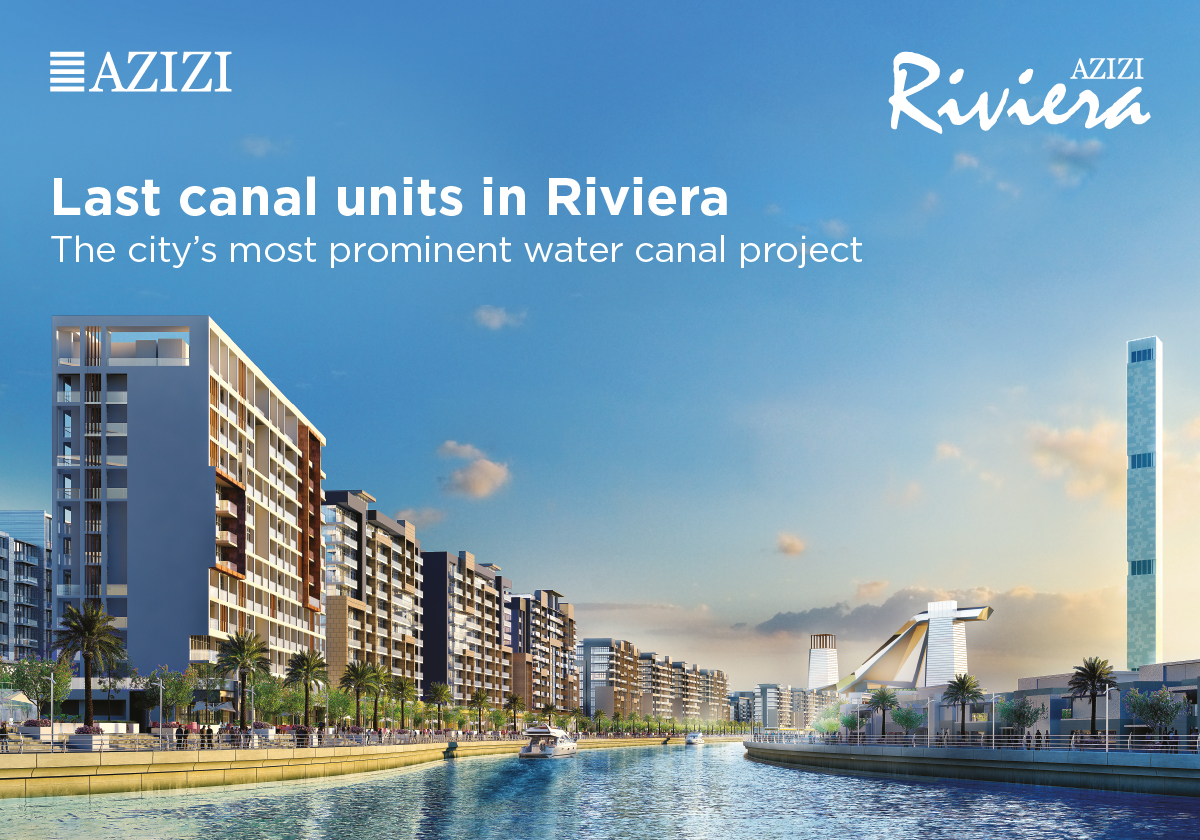 Azizi Riviera Sales Event - Dubai