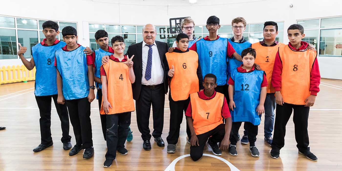 Azizi Sponsors Rashid Centre For Disabled