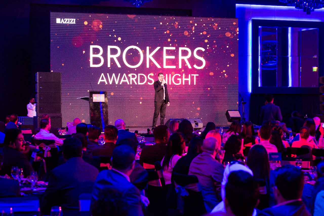 Brokers Awards Night - July 2018