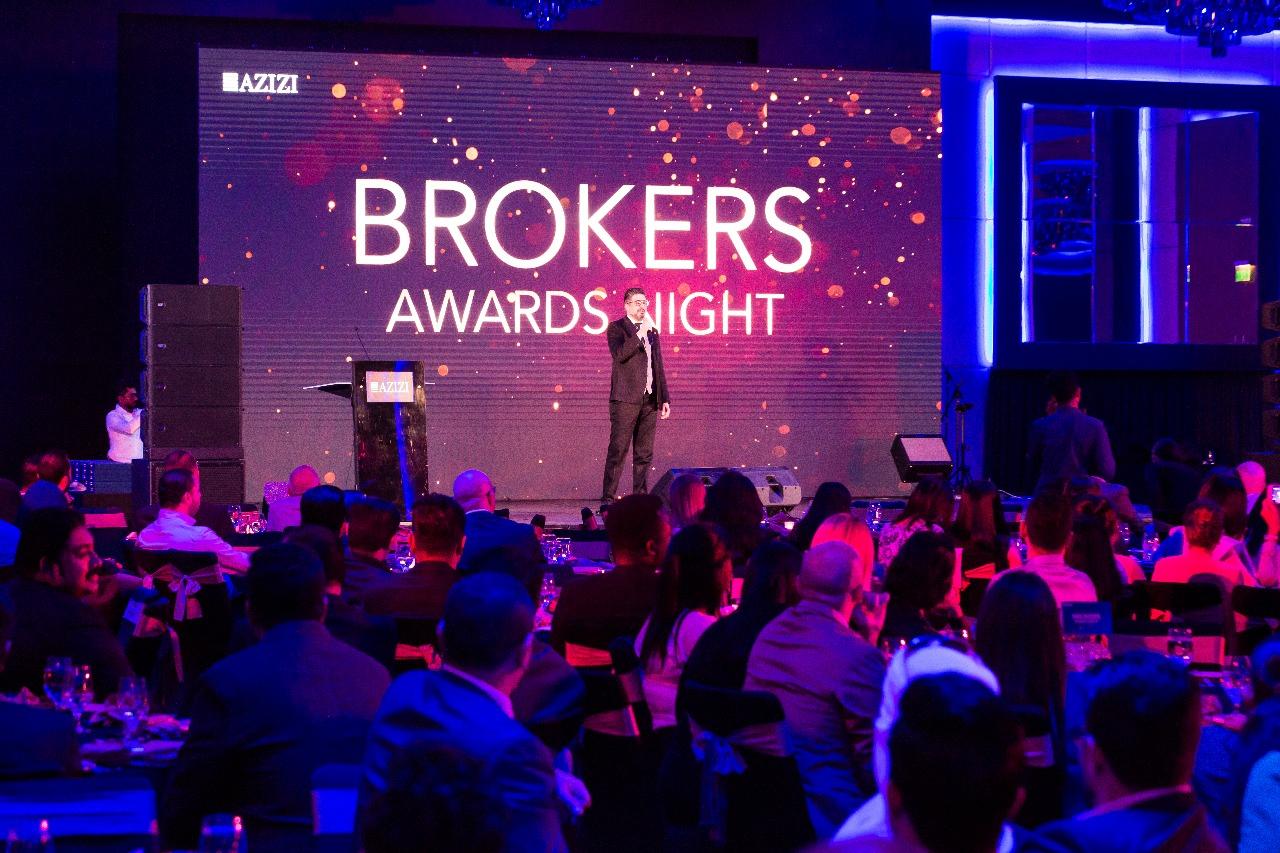 Brokers Awards Night - July 2018