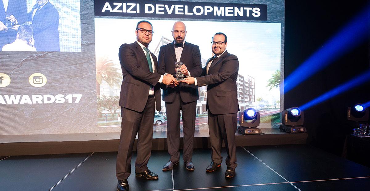 Azizi Wins Again!