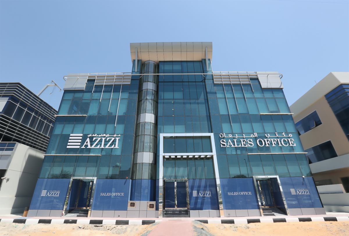 Two offices open on SZR,Dubai