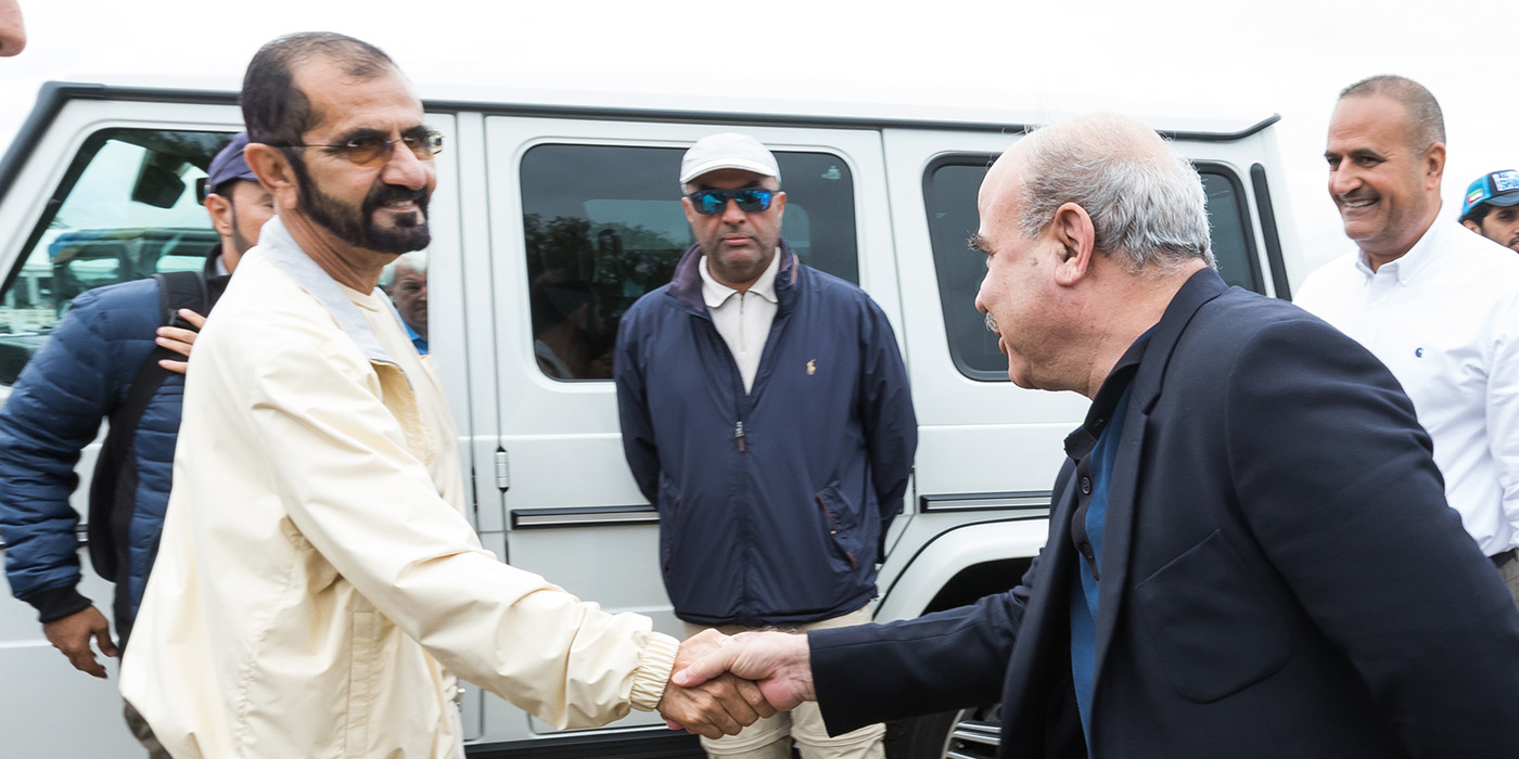 H.H. Sheikh Mohammed Bin Rashid Al Maktoum UK Endurance Festival