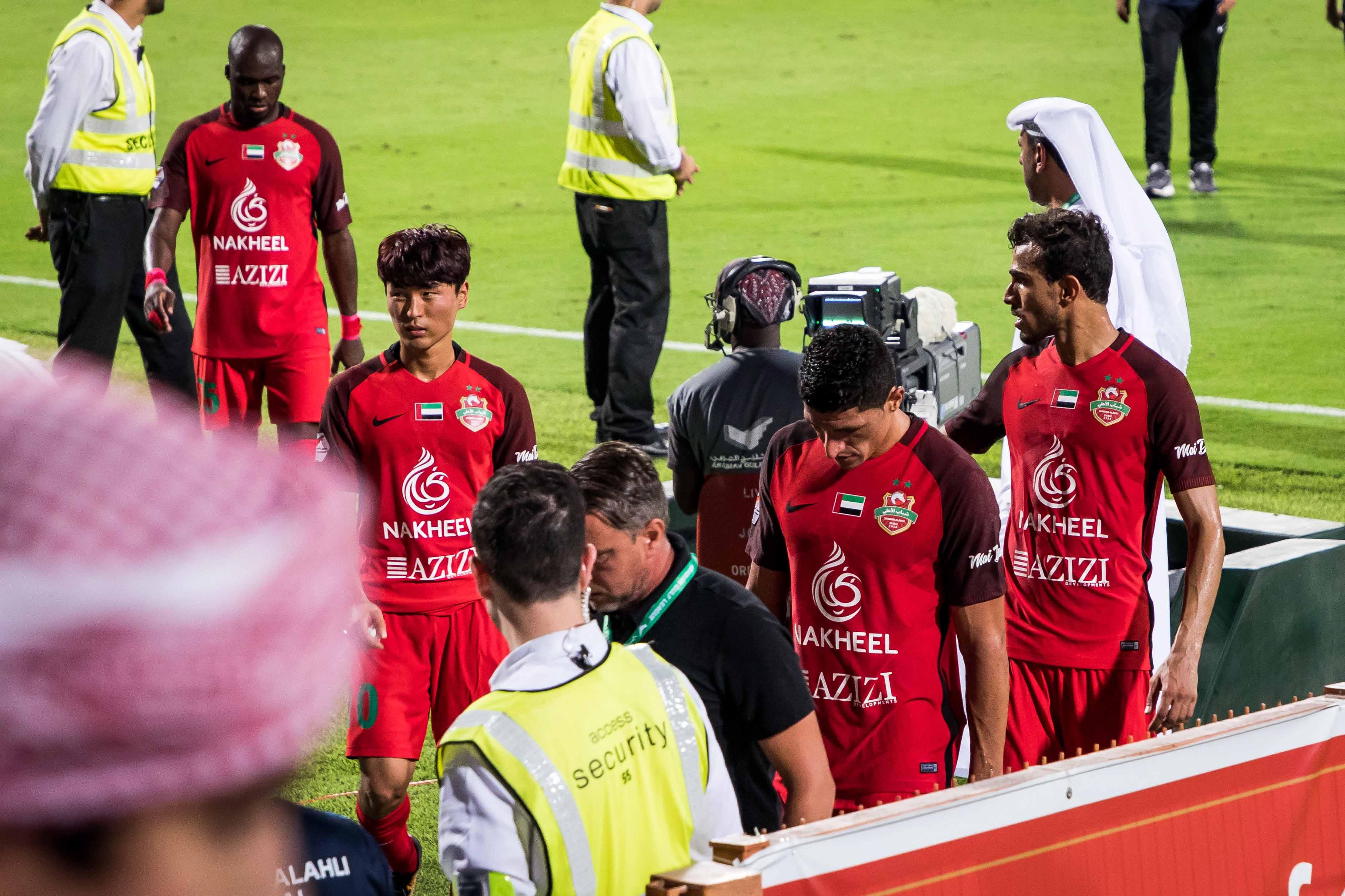 Azizi sponsors Shabab Al Ahli Dubai Football Club