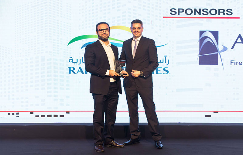 "Azizi Developments won the prestigious ""Developer of the Year"" award at the first ever Arabian Business Real Estate Awards"