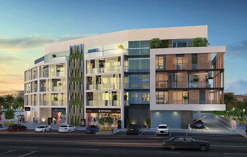 Azizi-Developments-appoints-a-contractor-for-construction-of-Meydan-Avenue-Projects