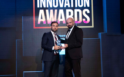 Azizi Developments is awarded 'Developer of the Year' at the Construction Innovation Awards for the third consecutive year