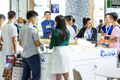 Azizi Developments sponsors the Dubai Property Show in Shanghai, China