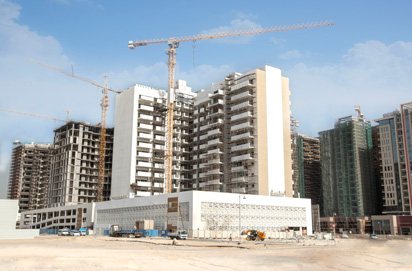 Azizi Developments records 78% completion of Farishta Azizi in Al Furjan