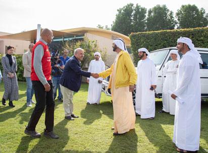 Azizi Developments sponsors HH Sheikh Mohammed Bin Rashid Al Maktoum Endurance Festival for second time