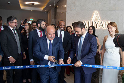 Azizi Developments celebrates the inauguration of Aliyah in Dubai Healthcare City