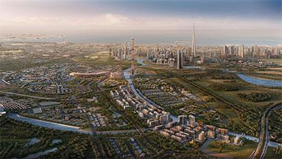 Azizi investments dubai location vahik voskanian investment