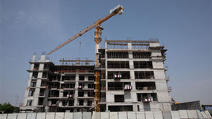 Berton in Al Furjan reaches 35% construction completion