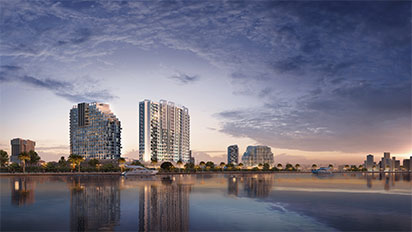 Azizi Developments' Creek Views II is selling out rapidly to international investors