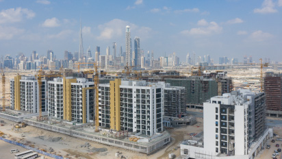Azizi Developments marks 64% completion of Riviera phase 1