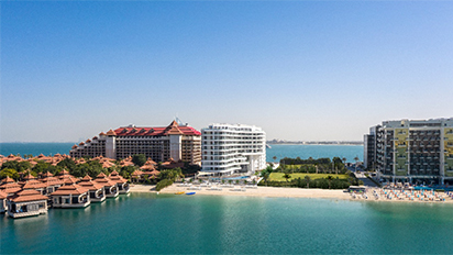 Azizi Developments inks landscaping deal with witteveen+bos for Mina on Palm Jumeirah