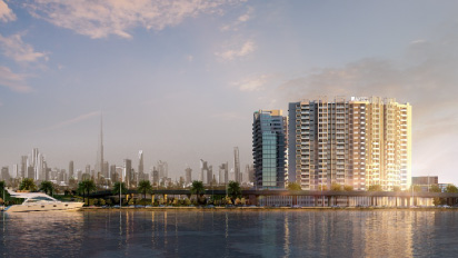 Azizi Developments' Creek Views I is now over 75% sold out to international investors