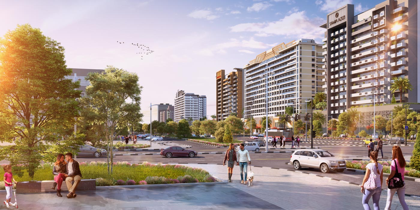 Azizi Plaza- Gallery 8