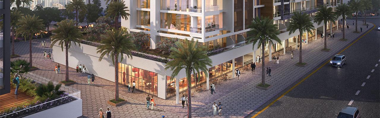 Azizi Riviera 14