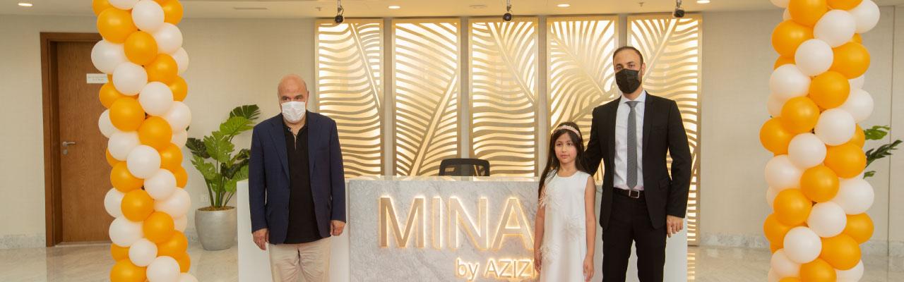 Azizi Mina
