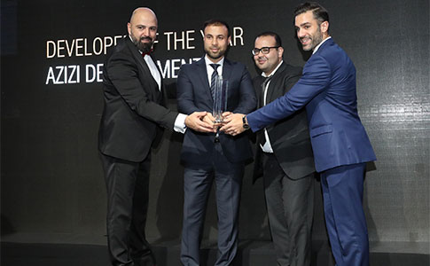 Azizi Developments Wins 'Developer Of The Year' At 2018 Enterprise Agility Awards