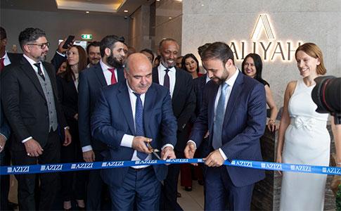 Azizi Developments Celebrates The Inauguration Of Aliyah In Dubai Healthcare City