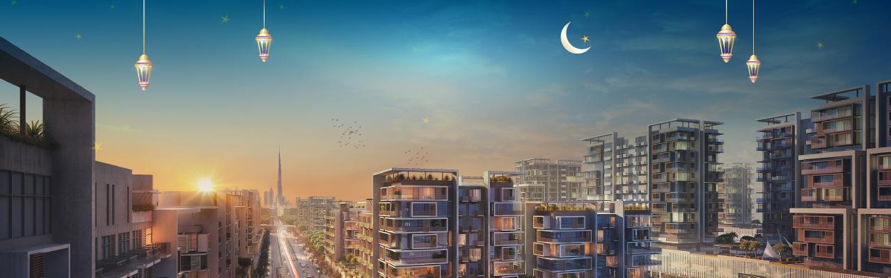 Cityscape - Azizi Developments